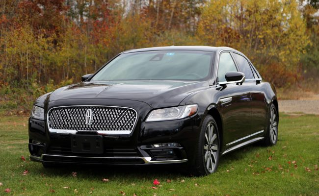 Luxury Sedans - Lincoln