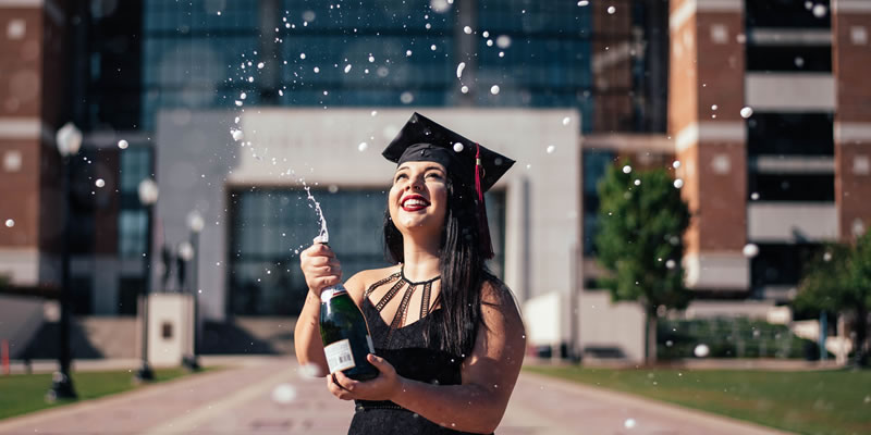 Graduation Limo